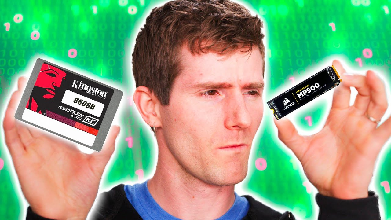 Does a Faster SSD Matter for Gamers?? - $h!t Manufacturers Say