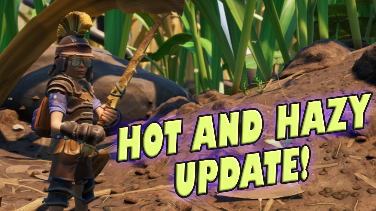 Survival Run in the NEW GROUNDED UPDATE Grounded Update 11 PTS is here! Grounded Hot and Hazy Update